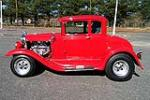 1932 FORD 5 WINDOW 2 DOOR COUPE - Side Profile - 125276