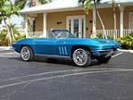 1965 CHEVROLET CORVETTE CONVERTIBLE - Front 3/4 - 125285