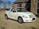2005 CHRYSLER PT CRUISER CONVERTIBLE - 125294