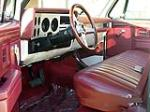 1985 CHEVROLET K10 4X4 PICKUP - Interior - 125295