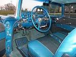 1957 CHEVROLET BEL AIR 2 DOOR HARDTOP - Interior - 125306