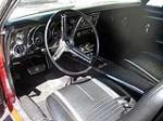 1967 CHEVROLET CAMARO CONVERTIBLE - Interior - 125334