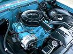 1963 PONTIAC CATALINA CONVERTIBLE - Engine - 125336