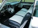 1963 FORD GALAXIE 500 CUSTOM FASTBACK - Interior - 125337