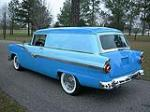 1956 FORD SEDAN DELIVERY CUSTOM - Rear 3/4 - 125339