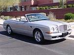 2003 BENTLEY AZURE CONVERTIBLE - Front 3/4 - 125545