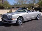 2003 BENTLEY AZURE CONVERTIBLE - Side Profile - 125545