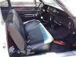 1968 PLYMOUTH ROAD RUNNER CUSTOM 2 DOOR SEDAN - Interior - 125660