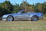 2004 MERCEDES-BENZ SL600 CONVERTIBLE - Side Profile - 125669