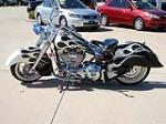 1993 HARLEY-DAVIDSON SOFTAIL CUSTOM MOTORCYCLE - Side Profile - 125687