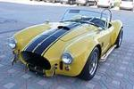 1966 SHELBY COBRA RE-CREATION ROADSTER - Front 3/4 - 125689