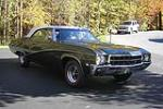 1969 BUICK GS400 CONVERTIBLE - Front 3/4 - 125700
