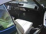 1969 BUICK GS400 CONVERTIBLE - Interior - 125700