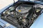 1983 MERCEDES-BENZ 380SL CONVERTIBLE - Engine - 125720