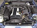 1997 MERCEDES-BENZ 320SL CONVERTIBLE - Engine - 125721