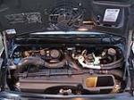 2004 PORSCHE 911 TURBO CABRIOLET - Engine - 125731