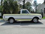 1972 CHEVROLET C-10 PICKUP - Side Profile - 125741