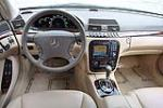 2000 MERCEDES-BENZ S500 4 DOOR SEDAN - Interior - 125749