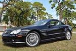 2006 MERCEDES-BENZ SL55 AMG CONVERTIBLE - Side Profile - 125751