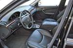 2002 MERCEDES-BENZ S500 4 DOOR SEDAN - Interior - 125752