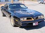 1977 PONTIAC TRANS AM 2 DOOR COUPE - Front 3/4 - 125776