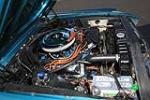1968 FORD MUSTANG CONVERTIBLE - Engine - 125777