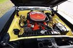 1970 PLYMOUTH CUDA AAR 2 DOOR HARDTOP - Engine - 125783