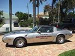 1979 PONTIAC FIREBIRD TRANS AM 2 DOOR HARDTOP - Side Profile - 125807