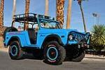 1970 FORD BRONCO CUSTOM SUV - Front 3/4 - 125813