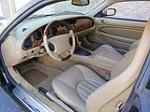 1997 JAGUAR XK8 COUPE - Interior - 125820