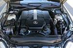 2003 MERCEDES-BENZ 500SL CONVERTIBLE - Engine - 125821