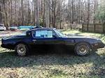 1981 PONTIAC TRANS AM 2 DOOR COUPE - Side Profile - 125836