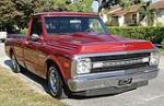 1970 CHEVROLET C-10 PICKUP - Front 3/4 - 125859