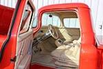 1955 CHEVROLET 3100 CUSTOM PICKUP - Interior - 125873