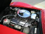 1968 CHEVROLET CORVETTE CONVERTIBLE - Engine - 125893