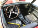 1968 CHEVROLET CORVETTE CONVERTIBLE - Interior - 125893