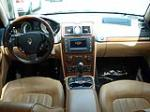 2008 MASERATI QUATTRO PORTE 4 DOOR SEDAN - Interior - 126357