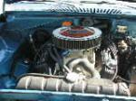 1967 PLYMOUTH BARRACUDA 2 DOOR HARDTOP - Engine - 130230