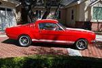 1965 FORD MUSTANG CUSTOM FASTBACK - Side Profile - 130249