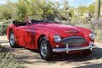 1962 AUSTIN-HEALEY 3000 MARK II BT7 ROADSTER - Front 3/4 - 130257