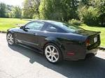 2005 FORD MUSTANG SALEEN COUPE - Rear 3/4 - 130260