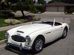 1960 AUSTIN-HEALEY 3000 MARK I BN7 ROADSTER - Front 3/4 - 130265