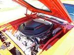 1971 DODGE CHALLENGER CUSTOM 2 DOOR HARDTOP - Engine - 130270