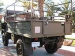 1968 MERCEDES-BENZ UNIMOG TRUCK - Rear 3/4 - 130284