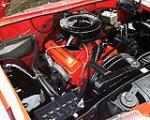 1959 CHEVROLET IMPALA 2 DOOR COUPE - Engine - 130317
