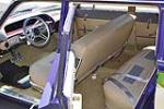 1963 CHEVROLET IMPALA CUSTOM WAGON - Interior - 130346