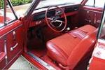 1966 CHEVROLET NOVA 2 DOOR HARDTOP - Interior - 130350