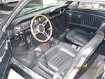 1965 FORD MUSTANG CUSTOM 2 DOOR COUPE - Interior - 130367