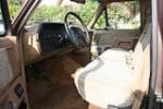 1989 FORD F-150 PICKUP - Interior - 130386