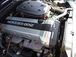 1990 MERCEDES-BENZ 300SL CONVERTIBLE - Engine - 130420